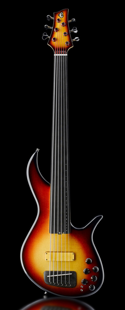 C bass Martani Gianluca signature (liuteria)